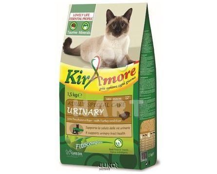 Kiramore Cat Adult S.Care Urinary(ledviny)   1,5kg