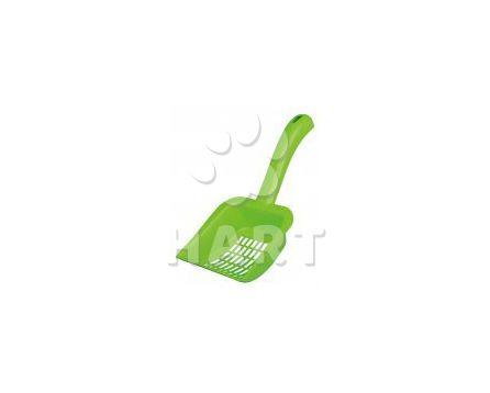 Plastová lopatka na trus, vhodná na silikonové granulky