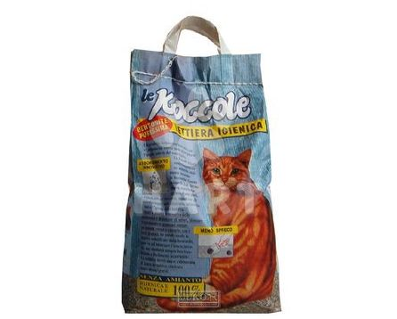 LE KOCCOLE 5kg - stelivo wc cat