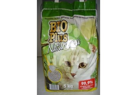 BIO PLUS 5kg - stelivo wc cat
