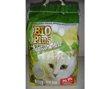 BIO PLUS 10kg - stelivo wc cat