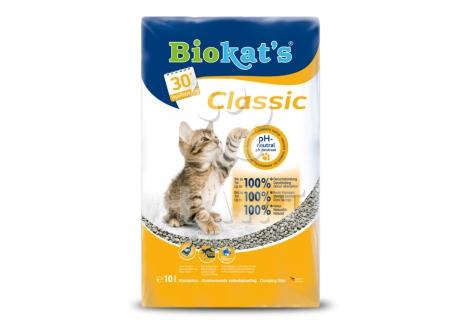 BIOKAT´S Natural 8kg - stelivo wc cat