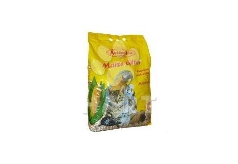 AVICENTRA 10 litrů - jemná kukuřičná podestýlka/stelivo