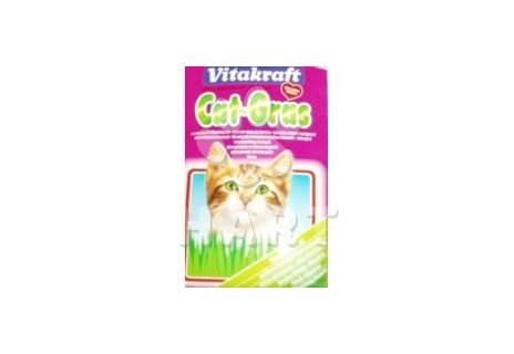 Tráva pro kočky Vitakraft 50g