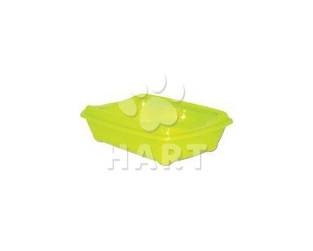 WC Arist-o-cat zelené s okrajem, vel.50cm