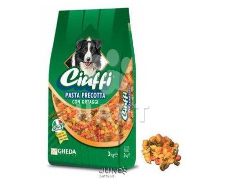 """Předvařené těstoviny """"Ciuffi""""  3kg"""