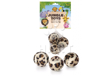Jungle Toy tenisák prům.5cm    1ks