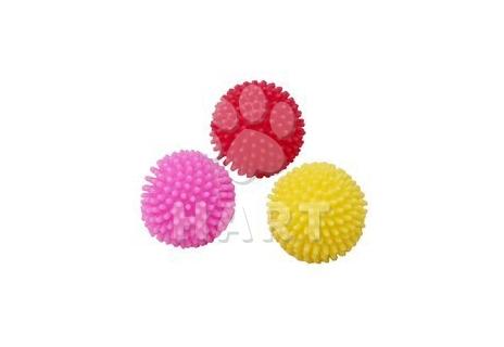 Ježatý míč malý, různé barvy, velikost: 8 cm