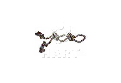 Přetahovadlo lanové, hračka dl.cca 60cm