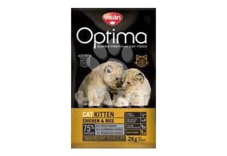 Visán OPTIMA Cat Kitten              vážené  1kg