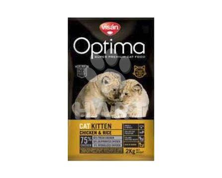 Visán OPTIMA Cat Kitten                   2kg