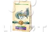 GUSTO 360 Adult cat mix králík,krůta, zelenina  1kg