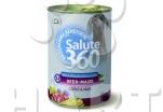 SALUTE 360  adult JELEN  med/maxi 5L + KONZERVA zdarma + odměrka zdarma