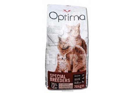 OPTIMAnova CAT ADULT SALMON, chovatelské balení  20kg