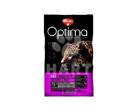 Visán OPTIMA Cat  EXQUISITE     8kg