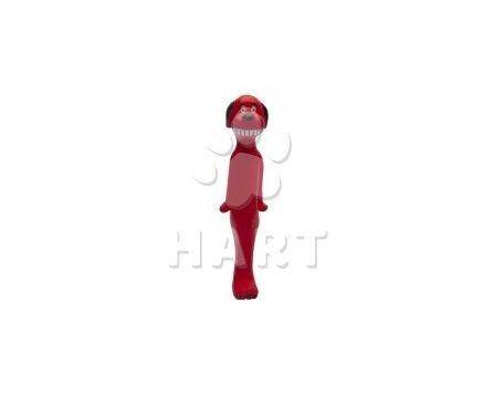 Latex hračka pískací - pes vel.21cm
