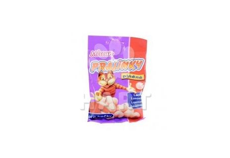 Pamlsky - Pralinky mlsoun cat lososové plněné     40g