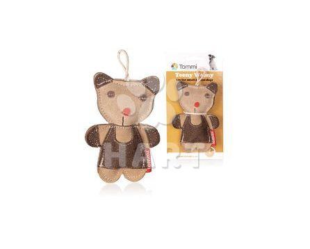 """Teeny Weeny Bear """"Medvídek"""", kožená hračka vel.cca 12,5cm"""