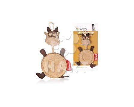 "Teeny Weeny Cow ""Kravička"", hračka z kůže vel.cca 13cm"