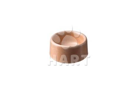 Miska betonová, glazurovaná, šedá č.211, obsah 3,5l     1ks