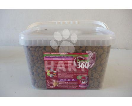 Benessere dog Forma adult MEDIUM  JEHNĚ+rýže  kyblík 5litrů(cca3kg) + konzerva ZDARMA