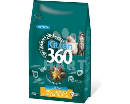 Benessere cat FORMA 360 pro koťata  1kg