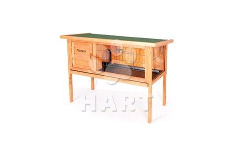 """Domeček pro králíčka-králíkárna """"NIALL"""", vel.92 x 44 x 70 cm"""