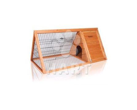 """Domeček s výběhem pro králíka """"ROY"""", vel.116x62x53cm"""