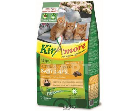 Kiramore Cat Kitten(pro koťata)   1,5kg