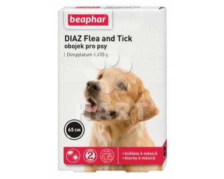 Beaphar Diaz antiparazitní obojek pro psy 65cm