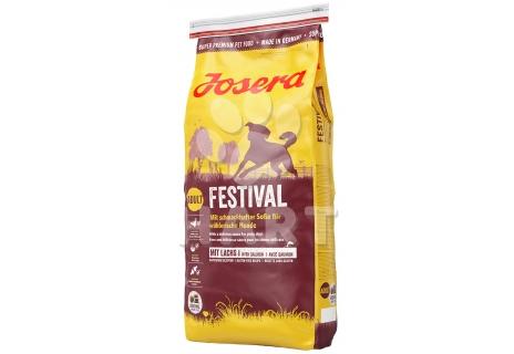 JOSERA Festival(s lososem)  15kg