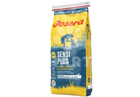 JOSERA Sensi Plus(s kachním masem)  15kg
