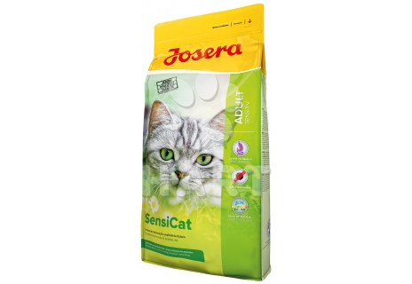 Josera SensiCat-94 (citlivé trávení)         10kg