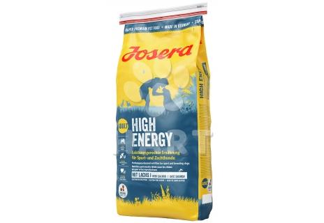 JOSERA High Energy(s lososem a drůbežím masem)  15kg