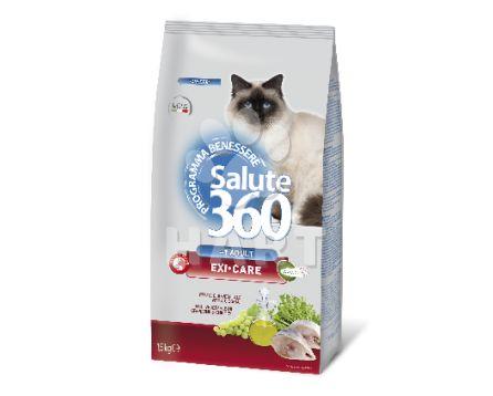 Benessere cat SALUTE 360  Exi•Care (citlivé zažívání)-vážené   1kg