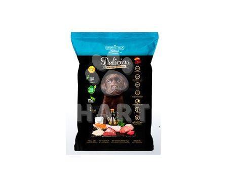 Delicias puppy -měkké, polovlhké krmivo pro štěňata 800g