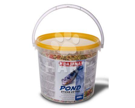 Krmivo pro jezírkové ryby Dajana - Pond extra bits 5litrů