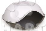 Pelech plastový - Duck Pillow-PL-jeskyně s polštářem-vel.57x48x32cm