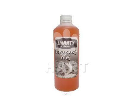 Lososový olej Pet tekutý 1000ml s odměrkou