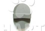 Fine Look - vyčesávací ovál (kartáč), rozměry: 9 x 13 cm