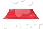 Matrace Tufan - červená, vel.105x70cm