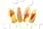 Králičí ucho sušené plněné kuřecím masem - 230g 1bal