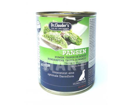 Dr.Clauder's  Pansen (dršťky)         800g