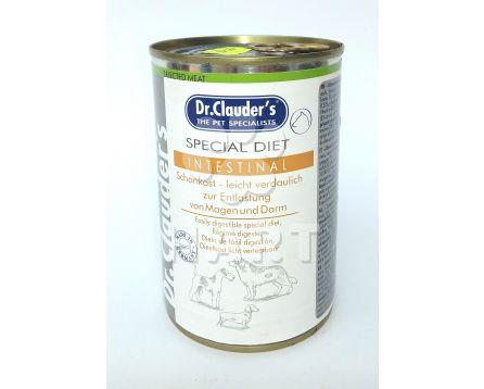 Dr.Clauder's konzerva pro citlivé trávení- Spec.Diet Intestinal 400g