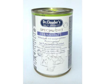 Dr.Clauder's - citlivé trávení- Spec.Diet Sensitive 400g