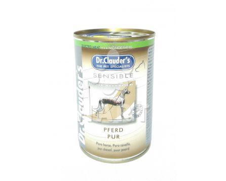 Dr.Clauder's konzerva pro citlivé trávení - Sensible 400g