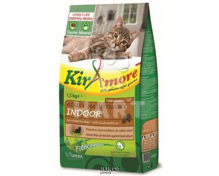 Kiramore Cat Adult Maintenance Indoor 1,5kg