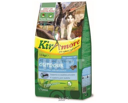 KIRAmore CAT ADULT MAINTENANCE OUTDOOR 1,5kg