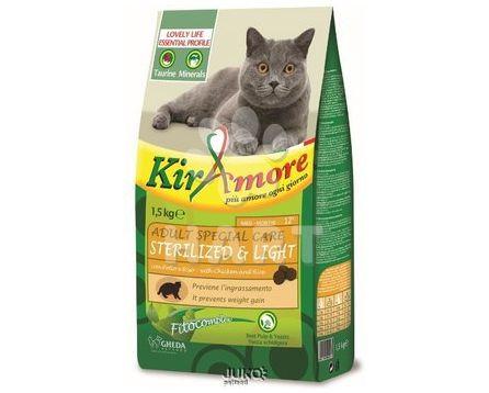 Kiramore Cat Adult S.Care Sterilized 1,5kg-12352