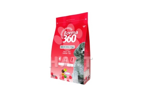 FORMA 360 MATURE(senior) KUŘE small   2kg